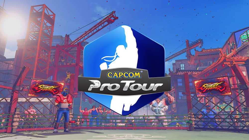 Logotipo do torneio Capcom Pro Tour