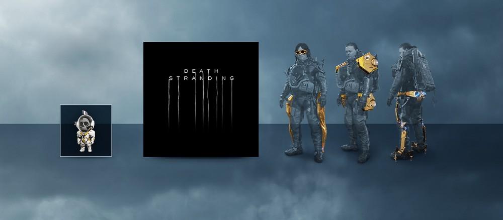 """Conteúdo da edição """"digital deluxe"""" de Death Stranding"""