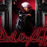 Arte de capa de Devil May Cry