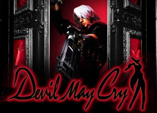 Arte de capa de Devil May Cry