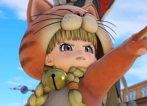 Screenshot de Dragon Quest XI