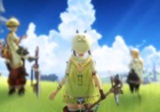 Captura de tela do vídeo teaser do novo projeto da Gust