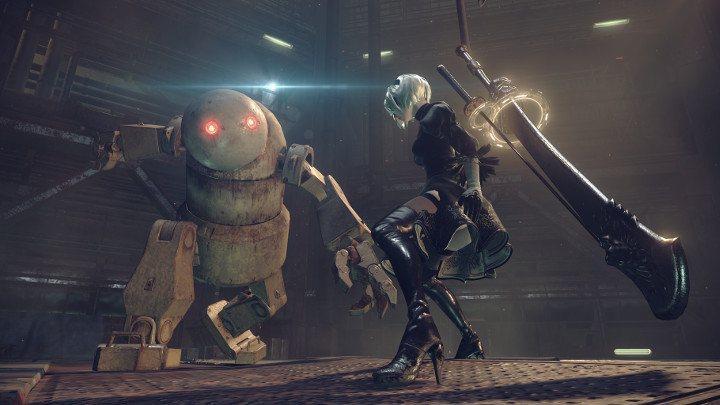 Screenshot de Nier: Automata