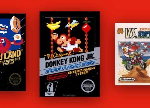 Jogos de NES do Nintendo Switch Online de maio