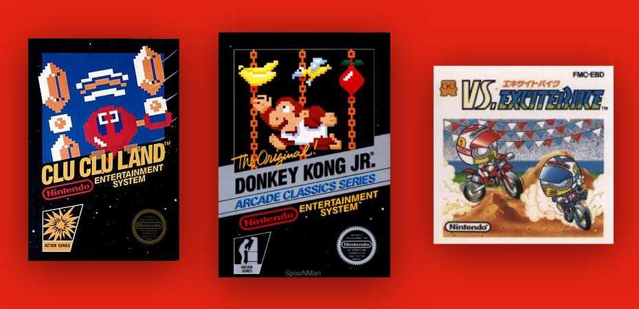 Três novos jogos de NES chegam ao Nintendo Switch Online em maio