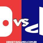 Nintendo Switch vs PlayStation 4