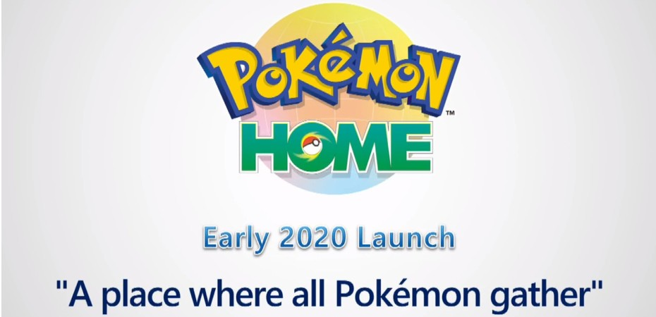 Imagem promocional do Pokémon Home