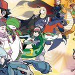Arte para Pokémon Masters