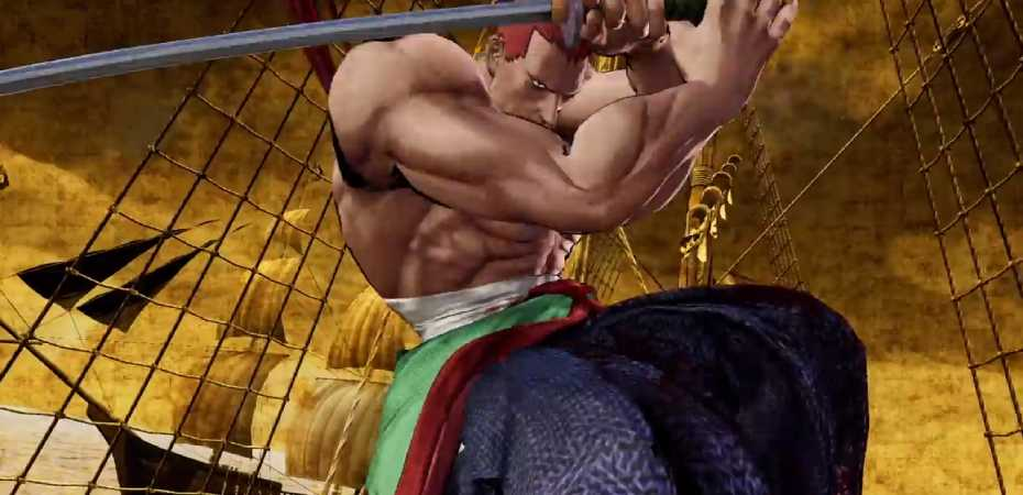 Screenshot de Samurai Shodown 3