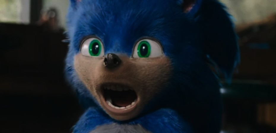 Captura de tela do trailer de Sonic: O Filme
