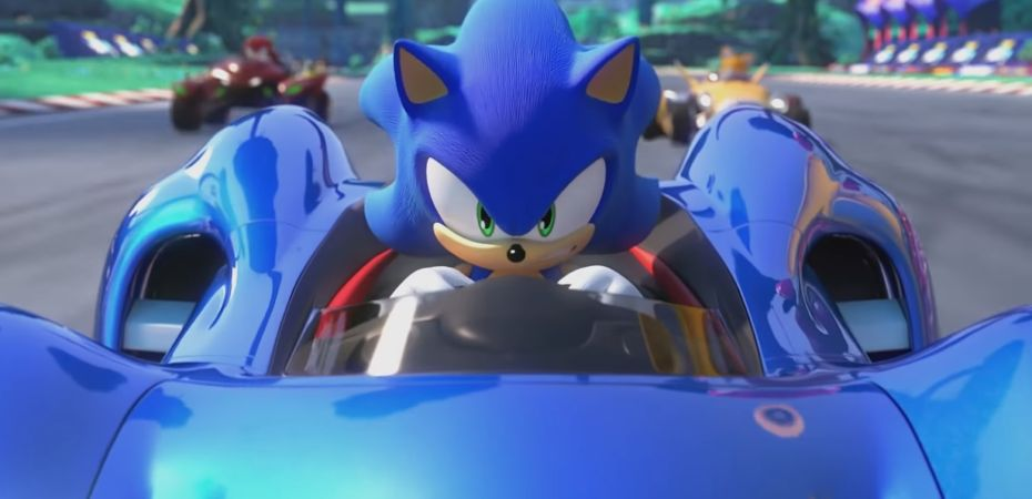 Screenshot de Team Sonic Racing
