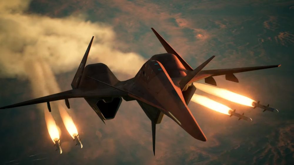 Screenshot de Ace Combat 7: Skies Unknown