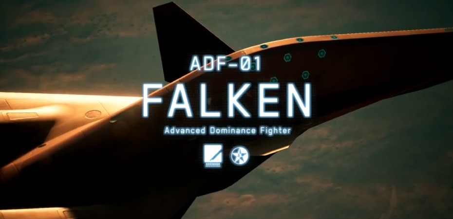 Captura de tela de trailer de Ace Combat 7: Skies Unknown