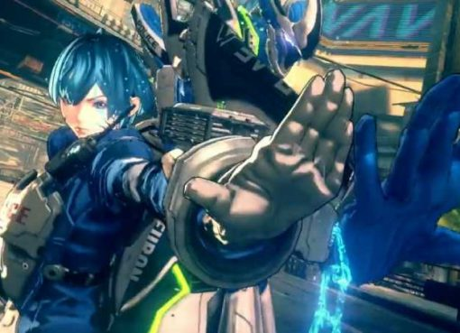 Screenshot de Astral Chain