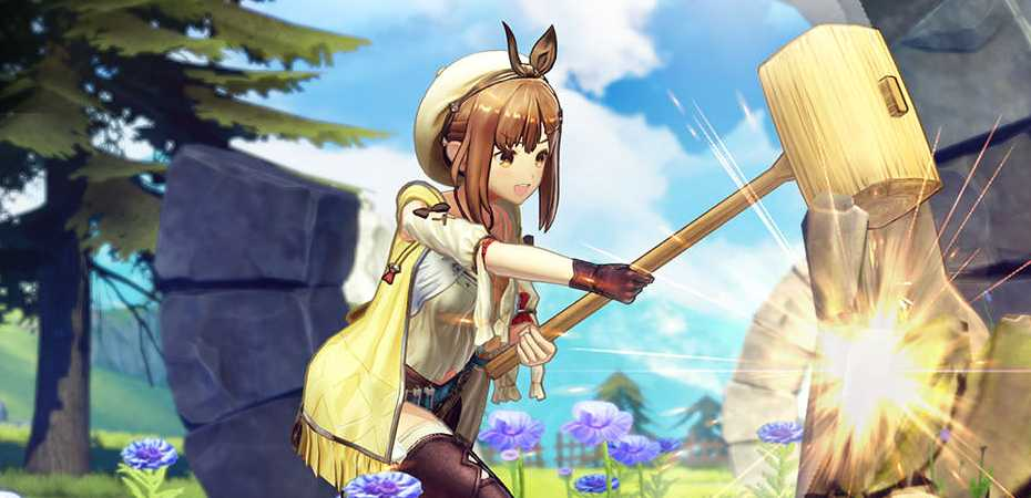 Screenshot de Atelier Ryza