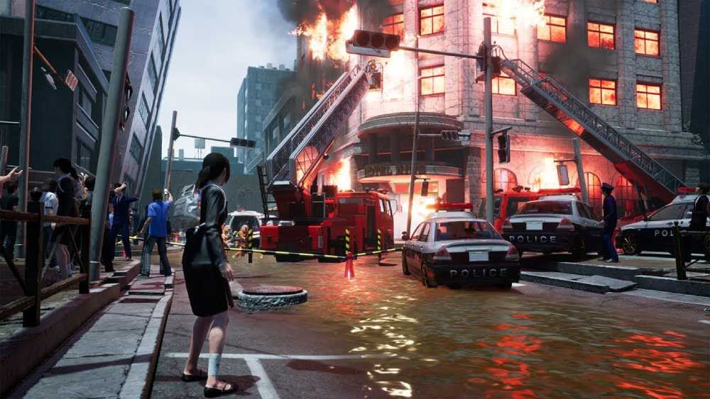 Screenshot de Disaster Report 4 Plus: Summer Memories