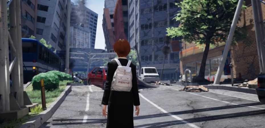 Screenshot de Disaster Report 4: Summer Memories