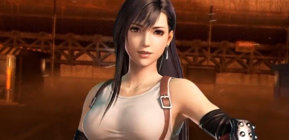 Tifa Lockhart de Final Fantasy VII se junta a Dissidia Final Fantasy NT