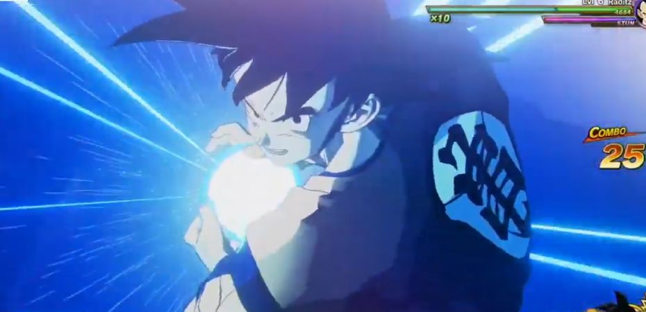 Screenshot de Dragon Ball Z: Kakarot