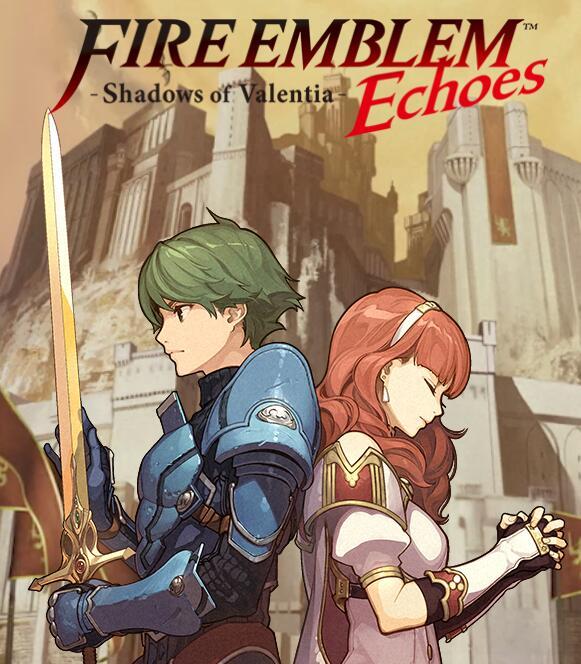 Arte de Fire Emblem Echoes