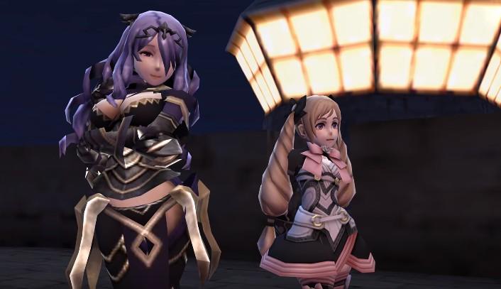Screenshot de Fire Emblem Fates