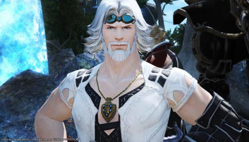 Screenshot de Final Fantasy XIV
