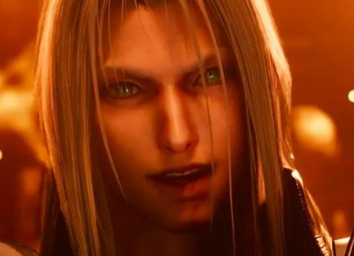 Screenshot de Final Fantasy VII Remake