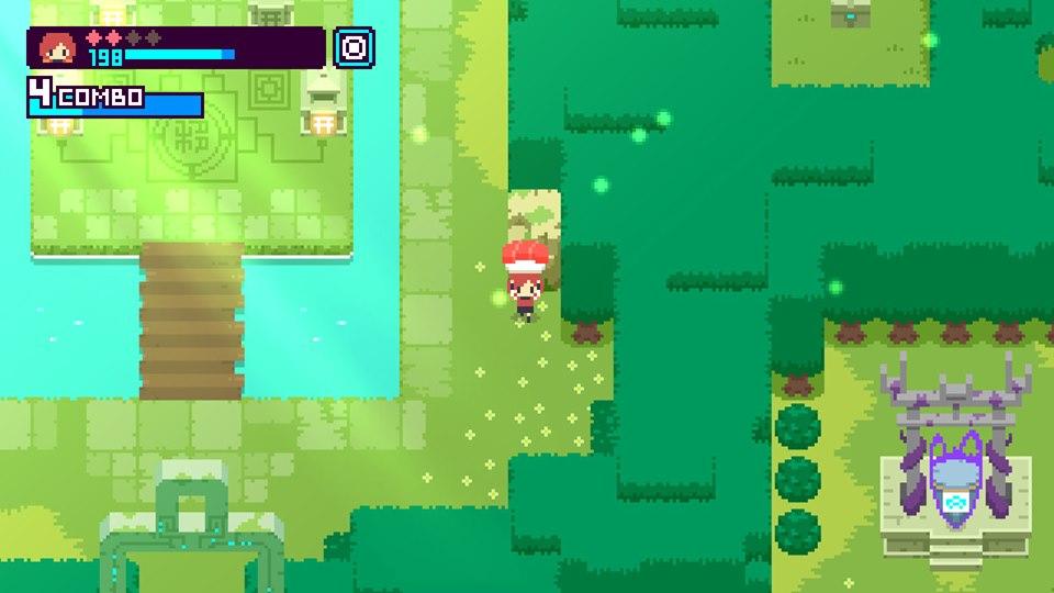 Screenshot de Kamiko