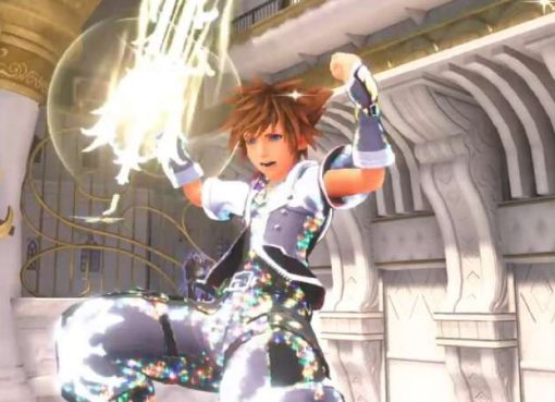 Screenshot da DLC Re:Mind de Kingdom Hearts III