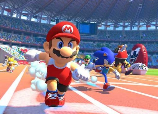 Screenshot de Mario & Sonic at the Olympic Games Tokyo 2020