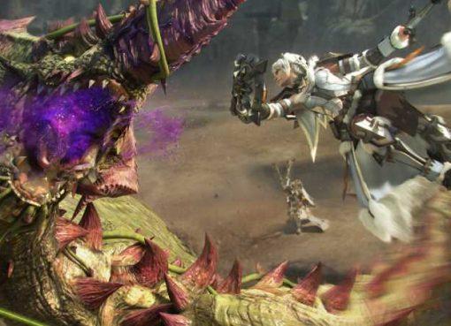Imagem de Monster Hunter Frontier Z