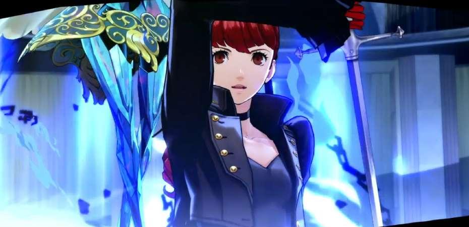 Screenshot de Persona 5 Royal