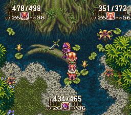 Screenshot de Seiken Densetsu 3