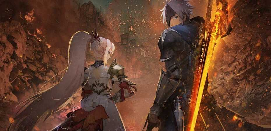 Arte de Tales of Arise