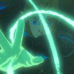 Screenshot da sequência de The Legend of Zelda: Breath of the Wild