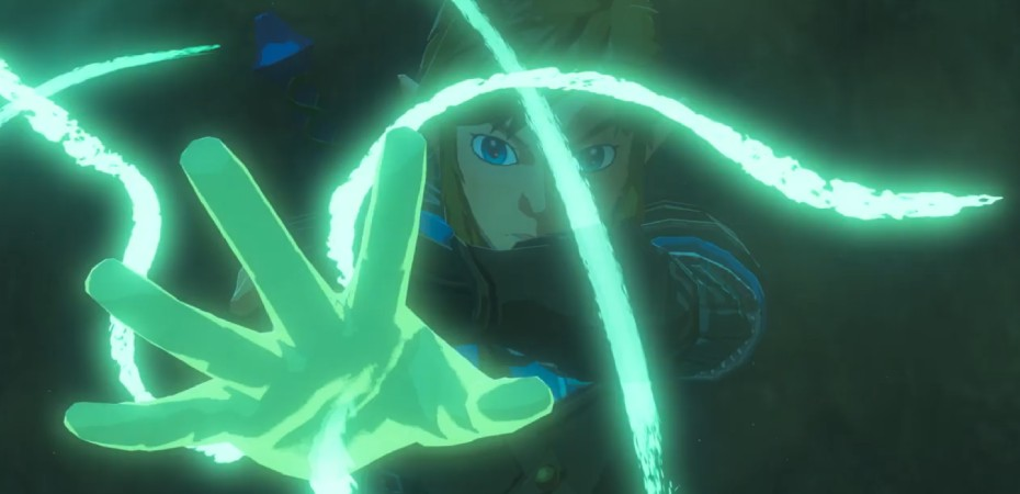 Screenshot da sequência de The Legend of Zelda: Breath of the Wild