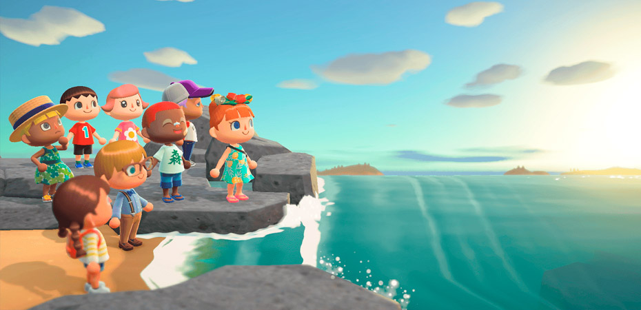 <i>Animal Crossing: New Horizons</i> recebe trailer e data de lançamento | #E32019