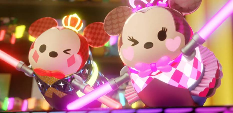 Screenshot de Disney Tsum Tsum Festival