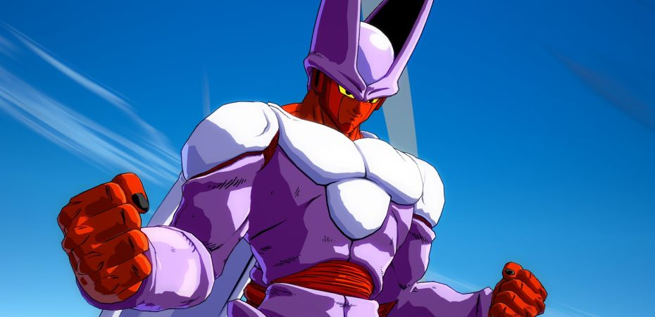 Mod de skin de Janemba em Dragon Ball FighterZ