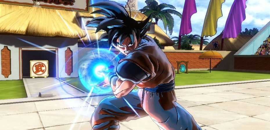 Screenshot de Dragon Ball Xenoverse 2