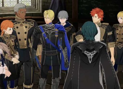 Screenshot de Fire Emblem: Three Houses