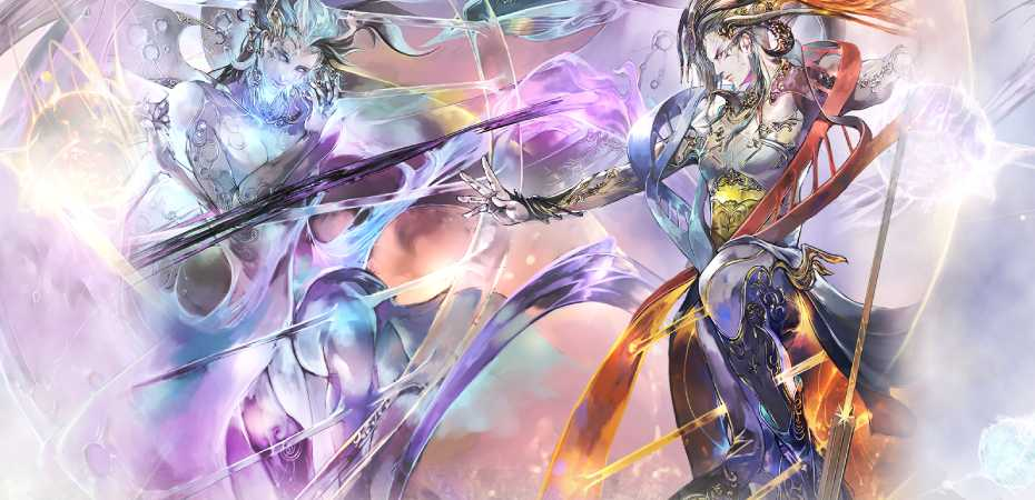 Arte de Imperial SaGa Eclipse