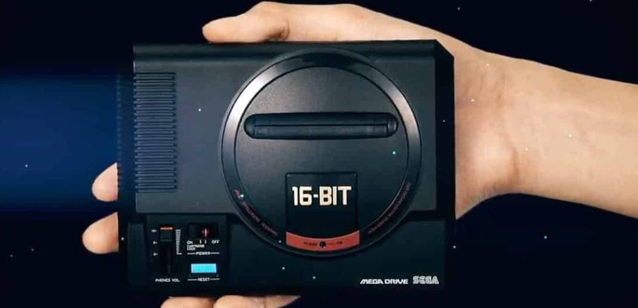 Mega Drive Mini tem seu lançamento adiado na Europa e Oriente Médio