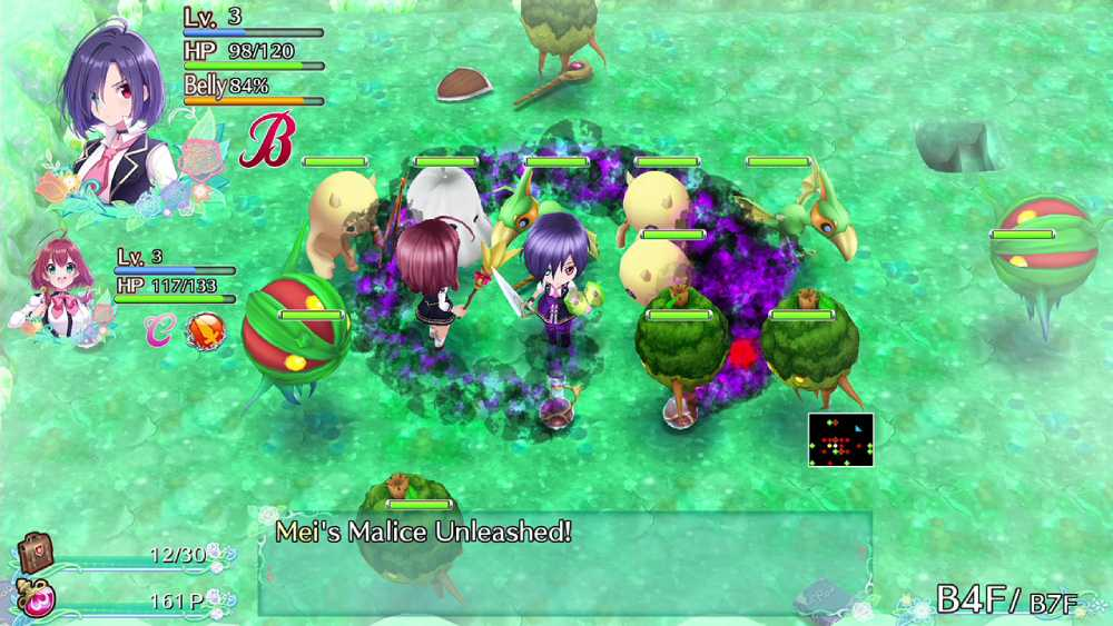 Screenshot de Omega Labyrinth Life