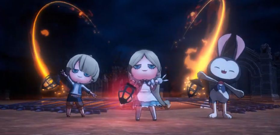 Screenshot de Obakeidoro!
