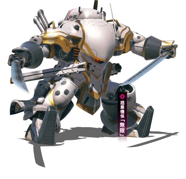 Modelo 3D de Project Sakura Wars