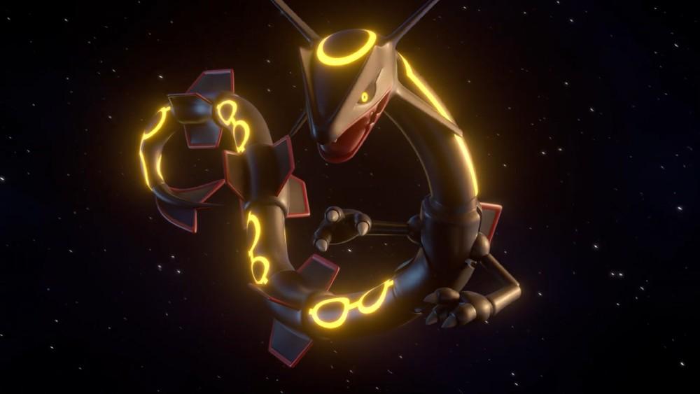 Captura de tela de trailer de Pokémon Go