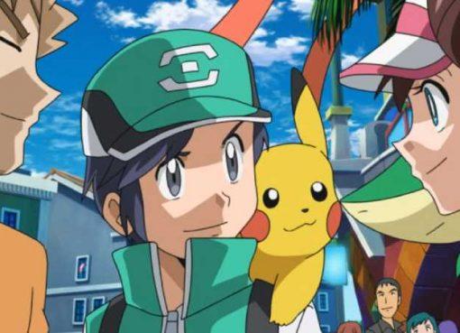 Animação de trailer de Pokémon Masters