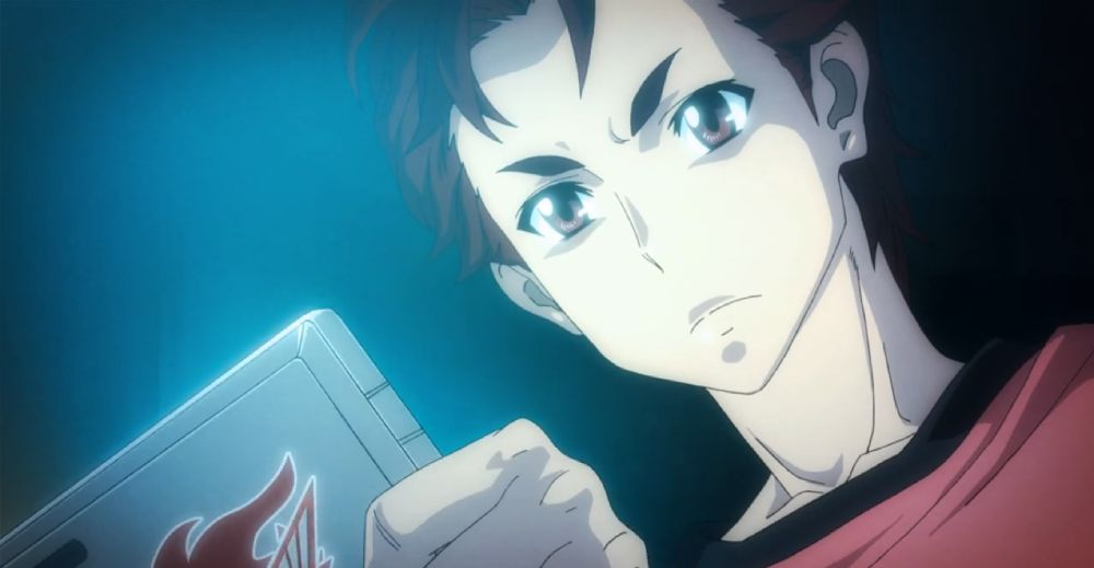 Screenshot de Robotics;Notes Elite