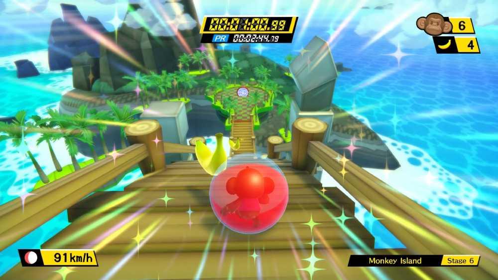 Screenshot de Super Monkey Ball: Banana Blitz HD